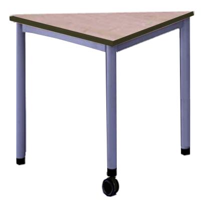 Tisch schule  Dreiecktisch, Dreieckstische für Schulen, Dreieicktische Schule ...
