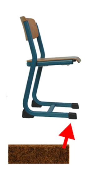 filzgleiter clix filzgleiter f r schulstuhl gleiter f r schulst hle filzgleiter stuhlgleiter. Black Bedroom Furniture Sets. Home Design Ideas