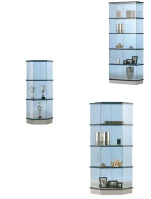 glasvitrinen vitrinen kaufen vitrinen mit sicherheitsglas b rovitrinen vitrinen aus glas. Black Bedroom Furniture Sets. Home Design Ideas