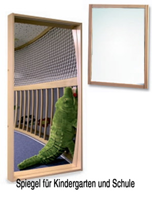 kindergartenspiegel zerrspiegel spiegel f r kindergarten. Black Bedroom Furniture Sets. Home Design Ideas