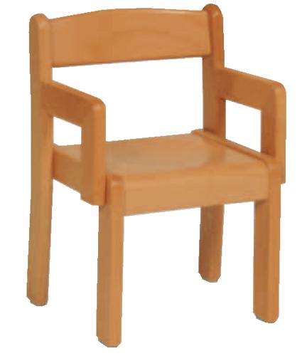 holzstuhl kiga kindergartenst hle holzst hlen st hle in. Black Bedroom Furniture Sets. Home Design Ideas