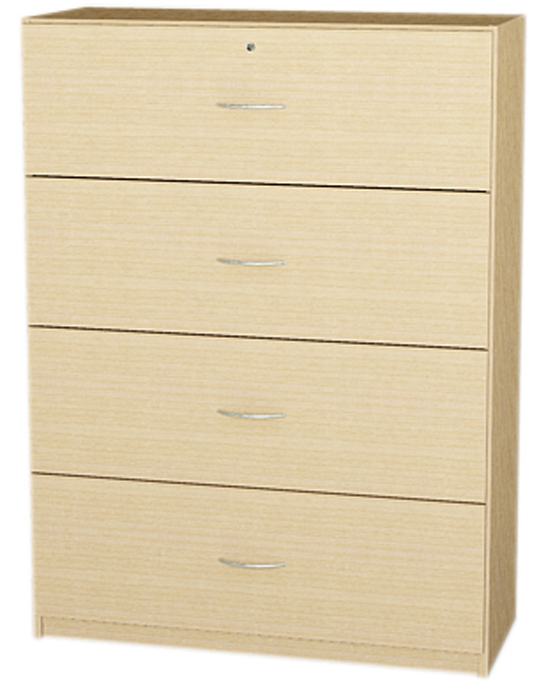 h ngeregistraturschrank 4 ausz ge hxbxt 135x90x40 cm h ngeregisterschrank. Black Bedroom Furniture Sets. Home Design Ideas