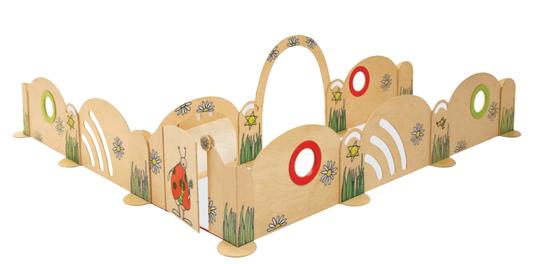 raumteiler f r kindergarten raumteiler f r kleinkinder spielecke spielecken f r kinder. Black Bedroom Furniture Sets. Home Design Ideas