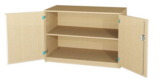 schrank 2 oh b roschr nke mit 2 ordnerh hen aktenschr nke verwaltungsschr nke. Black Bedroom Furniture Sets. Home Design Ideas