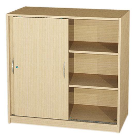unterschrank schiebet ren 2 einlegeb den hxbxt 98x120x50 cm schiebet renschr nke. Black Bedroom Furniture Sets. Home Design Ideas