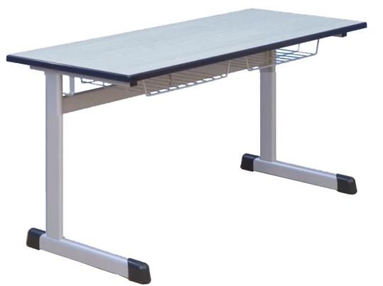 Schultisch maße  Schulmöbel mit Tisch Fahrbar, Gruppentische, Rundrohrtische ...