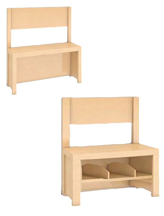 schul sitzbank garderobenbank f r kinder sitzb nke f r. Black Bedroom Furniture Sets. Home Design Ideas