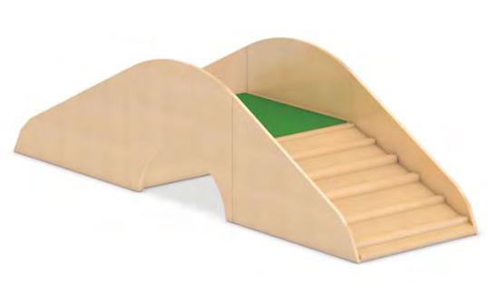 spielburg f r u3 kinder spielebene f r kindergarten. Black Bedroom Furniture Sets. Home Design Ideas