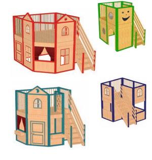 spielburgen spielburgen f r kindergarten spielburgen f r. Black Bedroom Furniture Sets. Home Design Ideas