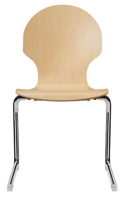 stapelstuhl l beck ungepolstert freischwinger sitzschalenst hle stapelstuhl stapelst hle. Black Bedroom Furniture Sets. Home Design Ideas