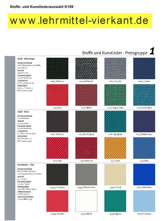 stoffkarten stoffe kunstleder stoffkarte st hle. Black Bedroom Furniture Sets. Home Design Ideas