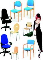 stuhl und st hle collegestuhl drehst hle b rostuhl. Black Bedroom Furniture Sets. Home Design Ideas