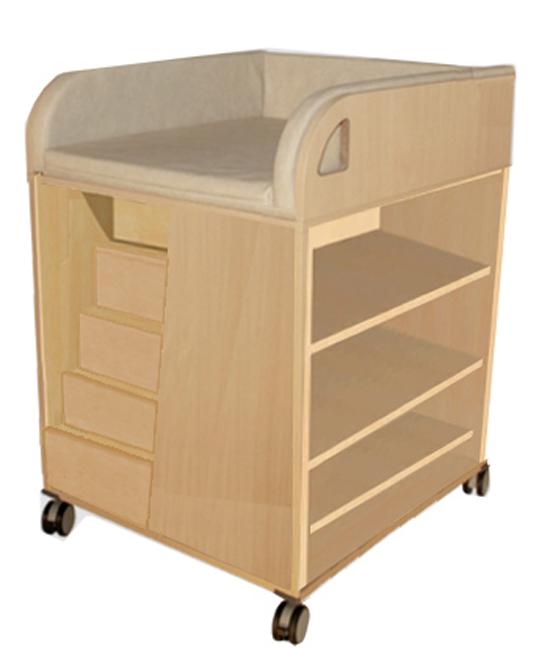 wickelkommode mit rollen fahrbare wickelkommode wickelkommode f r kindergarten wickelkommode. Black Bedroom Furniture Sets. Home Design Ideas