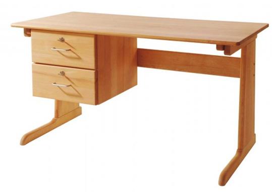 Tisch schule  Lehrertisch aus Massivholz, Lehrertische, Schulmöbel, Holzmöbel ...