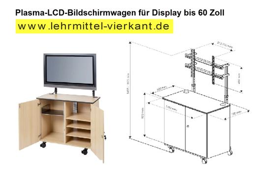 Fernsehschrank lcd  Plasma-Bildschirmwagen, LCD-Bildschirmwagen, Displaywagen ...