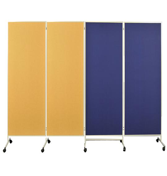 raumteiler textil oberfl che trennwand mobil paravent trennw nde b ro trennwaende mobile. Black Bedroom Furniture Sets. Home Design Ideas