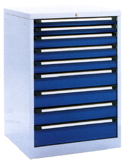 Werkzeugschrank metall  Schubladenschränke mit 9 Schubladen, Schubladenschränke ...