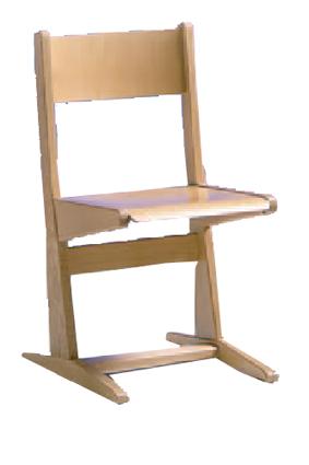 Schulm bel massivholz modell waldorf massivholz for Schulstuhl holz