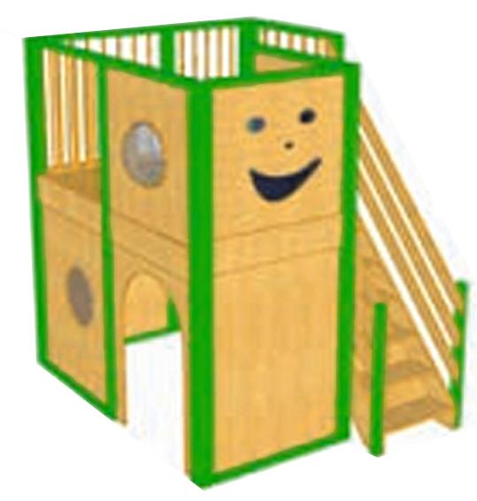 Spielburgen für Kindergarten, Kindergartenmöbel ...