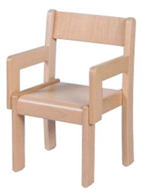 holzstuhl mit armlehne kindergartenstuhl mit armlehne kinderstuhl aus holz kindergartenstuhl. Black Bedroom Furniture Sets. Home Design Ideas