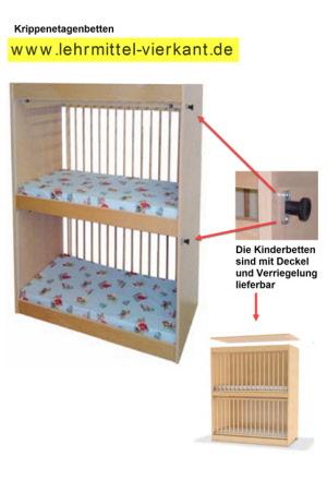 krippen etagenbett etagenbetten fuer kinderkrippen