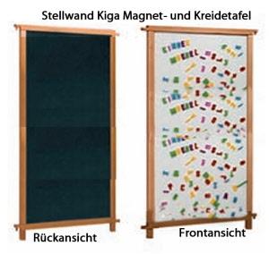 raumteiler mit kreidetafel und magnettafel kindergartenm bel raumteiler raumteiler f r. Black Bedroom Furniture Sets. Home Design Ideas