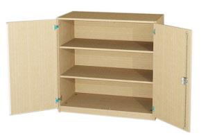 unterschrank mit fl gelt ren unterschrank f r b ro oder schule schrank f r akten. Black Bedroom Furniture Sets. Home Design Ideas