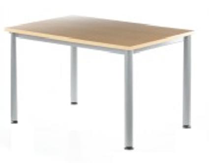 Tisch schule  Schultische, Schulmöbel, Kufentische, Ovalrohrtische ...