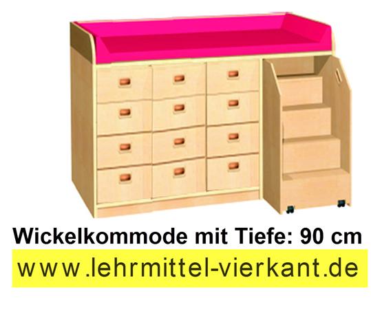 wickelkommode mit treppe wickeltische wickeltisch. Black Bedroom Furniture Sets. Home Design Ideas